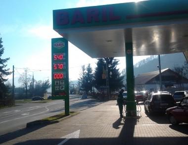 totem unipol statie carburanti