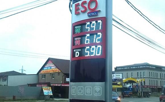 totem benzinarie ESO