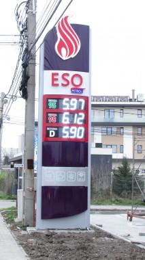totem benzinarie
